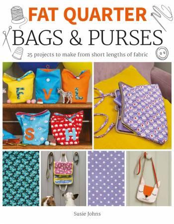 Fat Quarter Bags & Purses