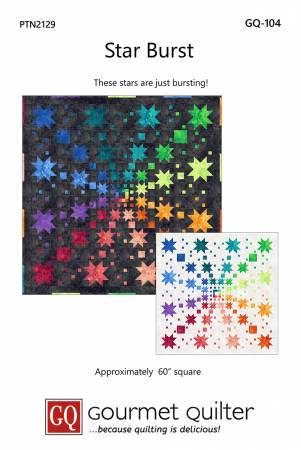 Star Burst Pattern