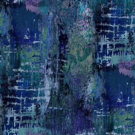 PB- Dark Blue Off The Grid Digitally Printed