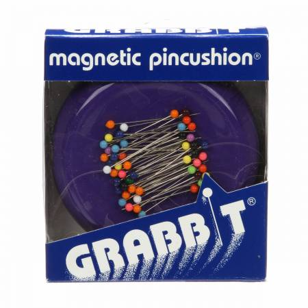 Magnetic Pincushion Purple