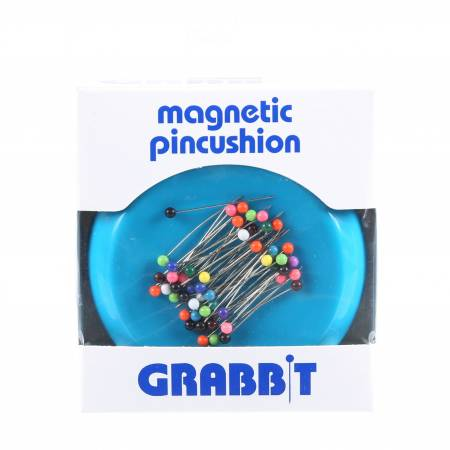 Grabbit Magnetic Pincushion Teal