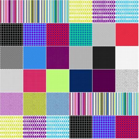 Gridwork 5 Inch Squares, 42pcs