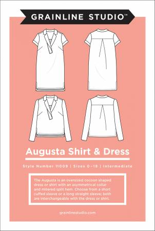 Augusta Shirt and Dress Size 0 - 18