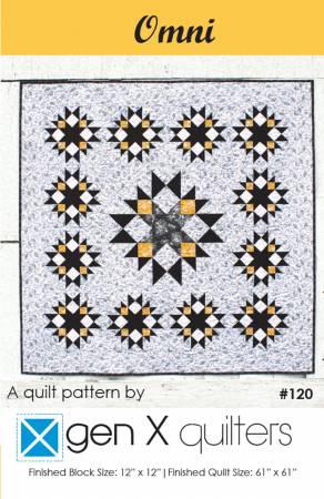 Gen X Omni Quilt Kit 61 x 61