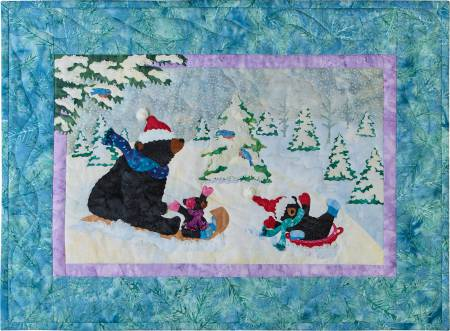 12 Months of Happy! by McKenna Ryan -Block 1 January- Sledding Into the New Year