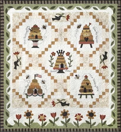Honey Bee Lane - Complete Set of patterns (6)