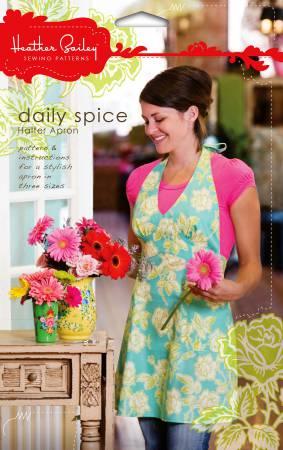 Daily Spice Halter Apron