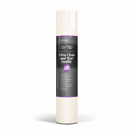 OESD Ultra Clean and Tear Fusible HBTF-17 20in x 10 yds