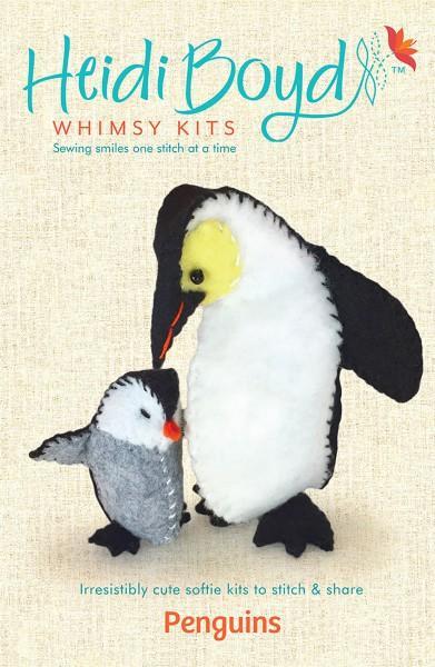 Heidi Boyd Whimsy Kit Penguin Pals