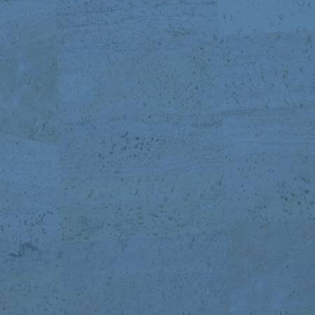 Cork Fabric: Blue Jean 1/2yd