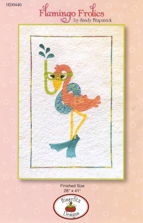 Flamingo Frolics