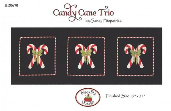 Candy Cane Trio