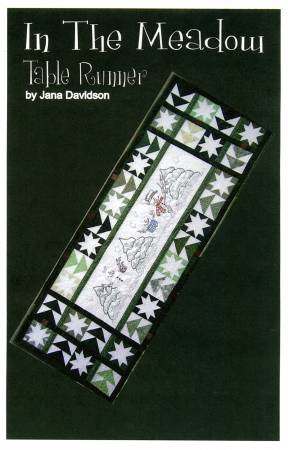 In the Meadow Table Runner