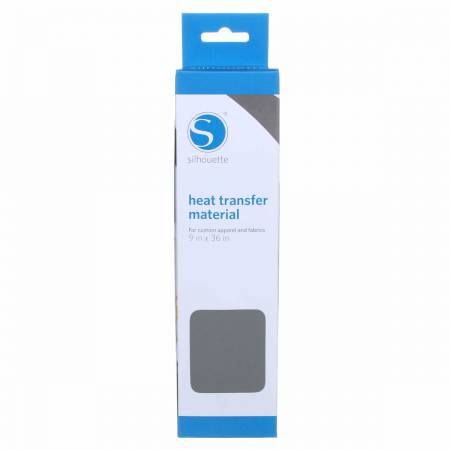Silhouette Heat Transfer Material 9in x 36in Grey