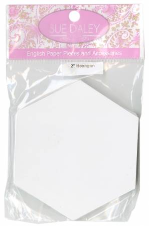 2in Hexagon Papers (100 pieces per bag)