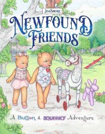 Jim Shore Newfound Friends