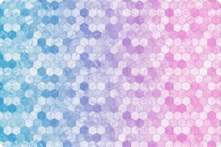Shannon - Hoffman Ombre Backsplash/Pastel - Digital Cuddle - HFDCBACKPAST