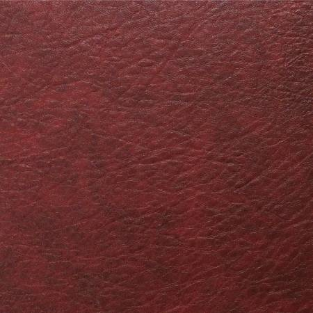 Legacy Faux Leather 1/2 YD Cherry