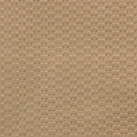 Legacy Faux Leather Weave Beige 1/2 yard