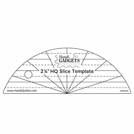 2-1/2in Slice Ruler
