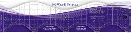 Wave Ruler D 6in & 3in