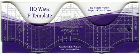 Wave Ruler F 4in