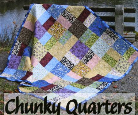 Chunky Quarters