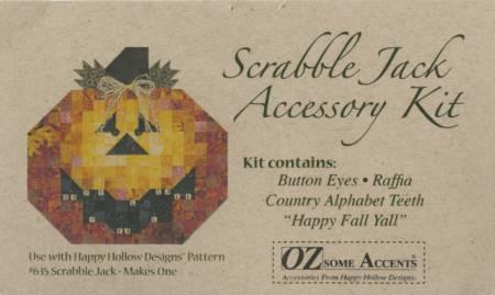 Scrabble Jack Accessory Kit