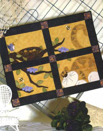 HH Spring Kitty Window Pattern Pak Plus