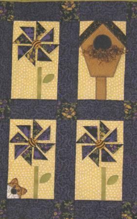 HH Pinwheels & Purrs Pattern Pak Plus