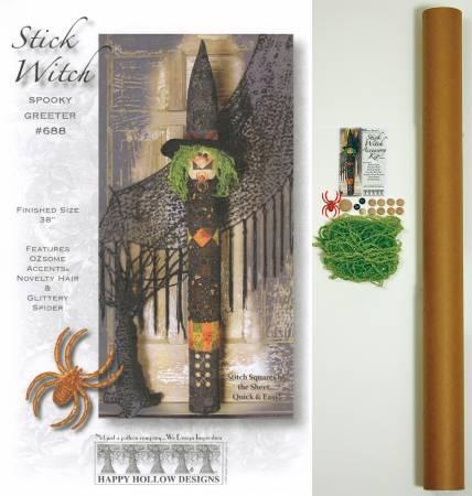 HH20 Stick Witch Pattern Pak Plus
