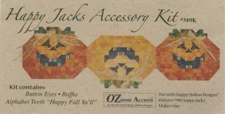 Happy Jacks Fall Runner Accessory Kit