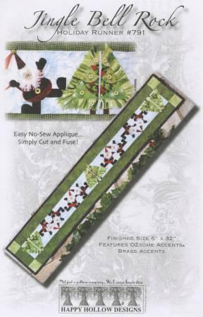 Jingle Bell Rock Pattern