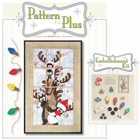 Reindeer Games Pattern Pak Plus