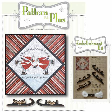 Guide My Sleigh Pattern Pak Plus