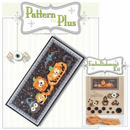 Hocus Pocus Pumpkins Pattern Pak Plus