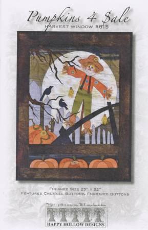 Pumpkins 4 Sale Pattern