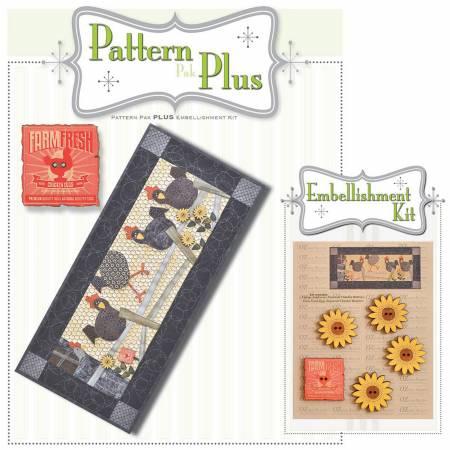 Strut Your Stuff Pattern Pak Plus