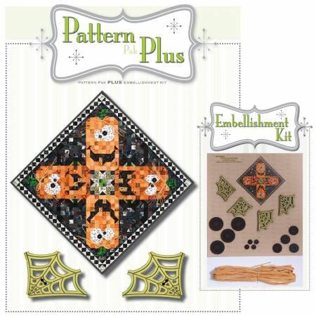 Hokey Pokey Pumpkins Pattern Pak Plus