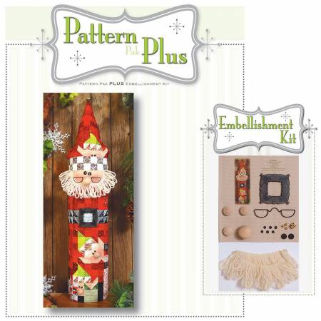 Santa & Elves Post Pattern Pak Plus