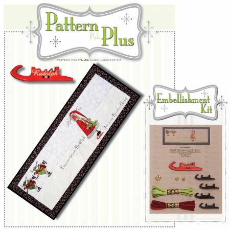 Rudolph Games Pattern Pak Plus