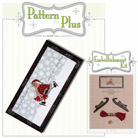 Pouting Rudolph Pattern Pak Plus
