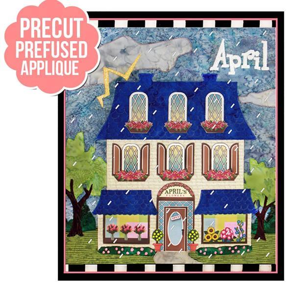 April Holiday House Laser Kit