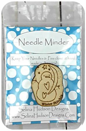 Snowman Needle Minder