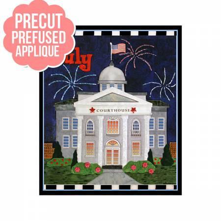 July Holiday House Laser Kit