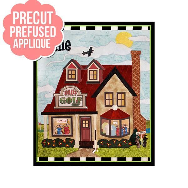 June Holiday House Laser Kit