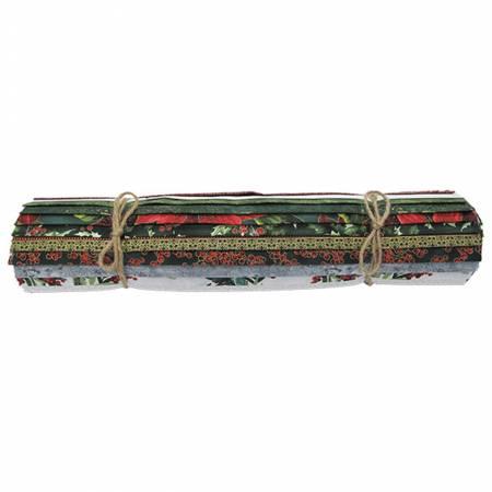 1/2 yd cuts, Bali Batiks Christmas, 25pcs/bundle