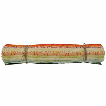 1/2 yd cuts, Bali Batiks Rainbow, 25pcs/bundle