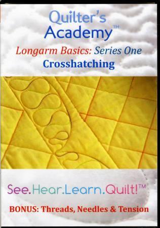 HQ- DVD Crosshatching Series 1