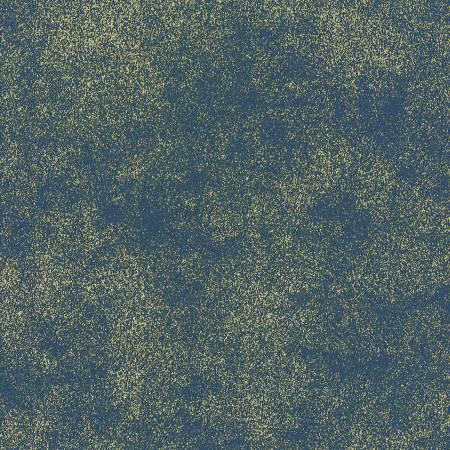 Michael Miller - Denim Stardust w/Metallic HM8820-DENI-D